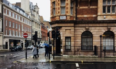 Harley St, Westminster, London