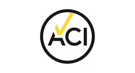 The ACI logo
