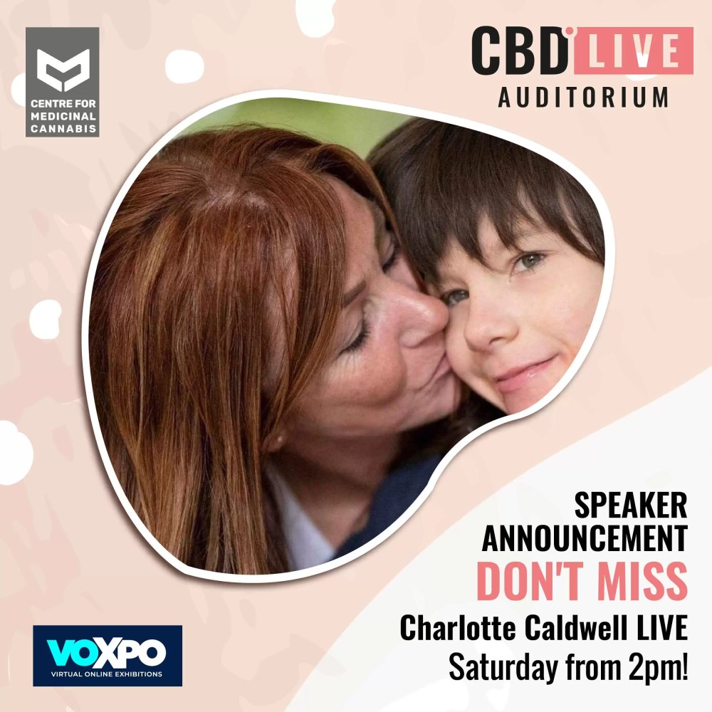 Photo of Charlotte and Billy Caldwell