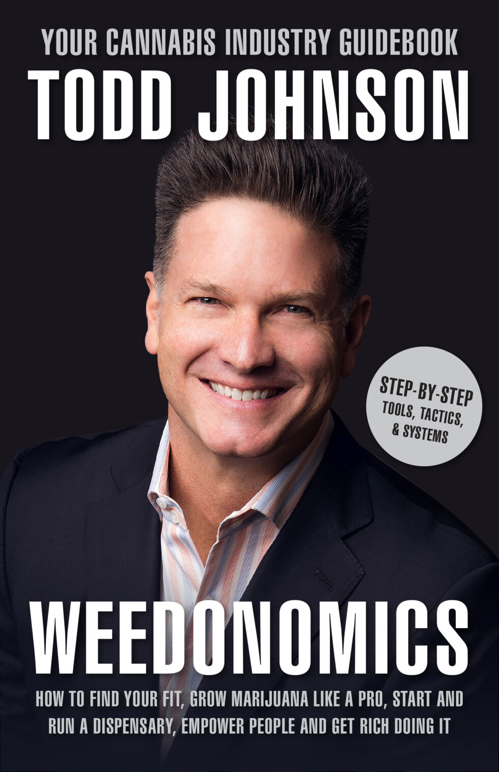 weedonomics book cover