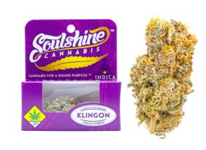 Klingon by Soulshine Cannabis