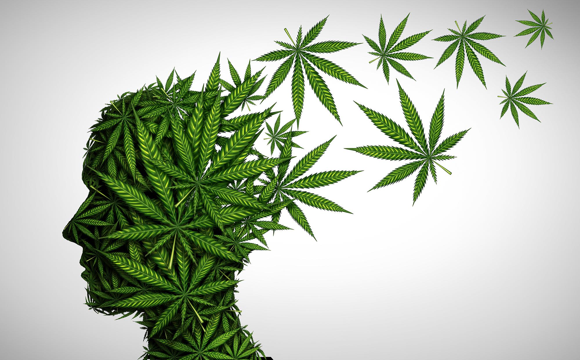 Marijuana Head