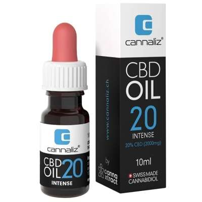 Cannaliz Oil 20% CBD
