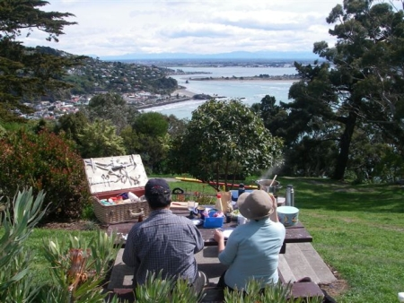Christchurch HIking tour picnic lunch