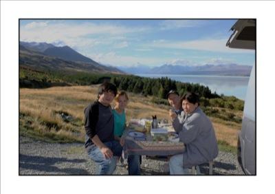 Christchurch Mt Cook Day Tour