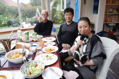 Homestay Breakfast in Christchurch