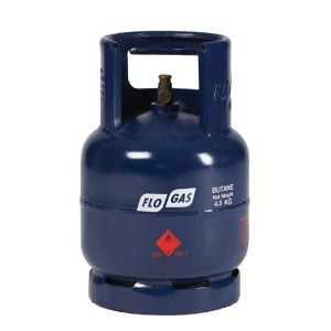 4kg Butane Flogas gas cylinders