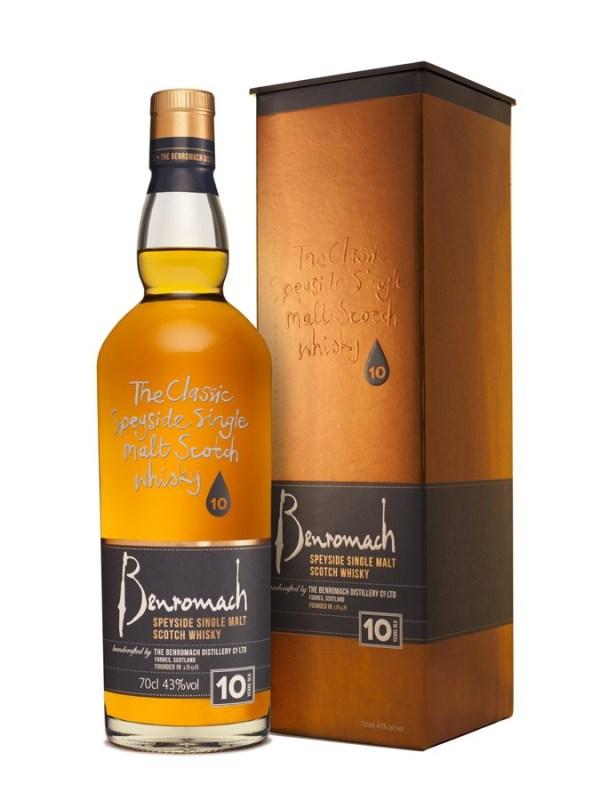 Benromach - Classic 10yo Speyside Mal