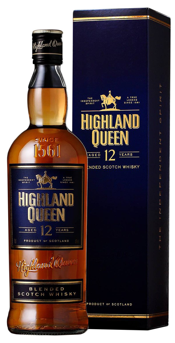 Highland Queen 12 Year Old