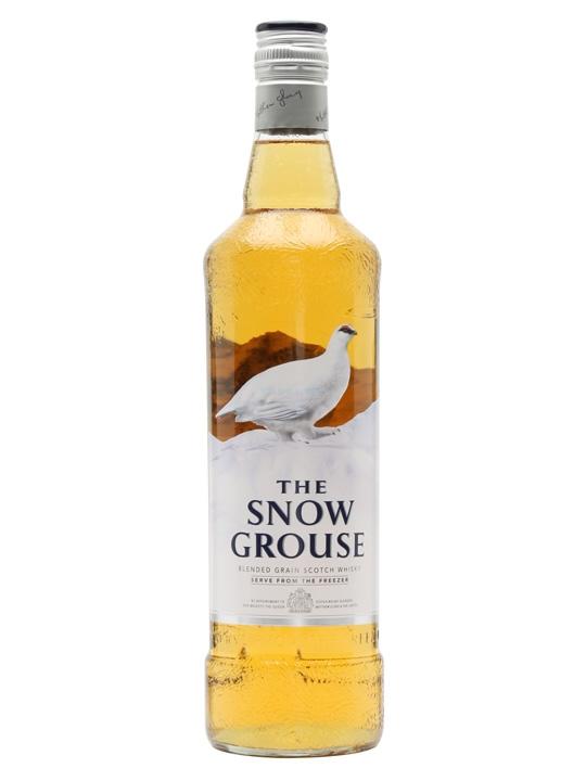 Snow Grouse