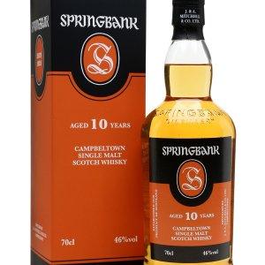 Springbank 10 Year Old