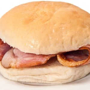 Cannich Stores : Bacon Roll