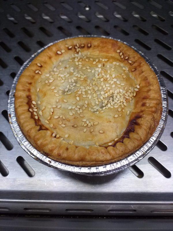 Homemade Chicken & Vegetable Pie