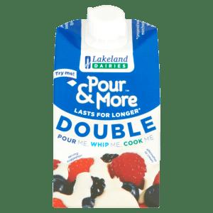 Cannich Stores : Lakeland Pour & More Double Cream