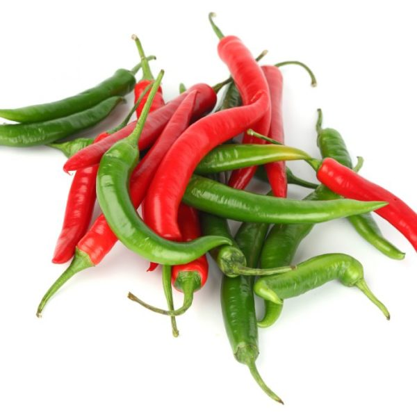 Cannich Stores : Mixed Chilli bag