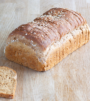 Cannich Stores : Rustic Malted Loaf