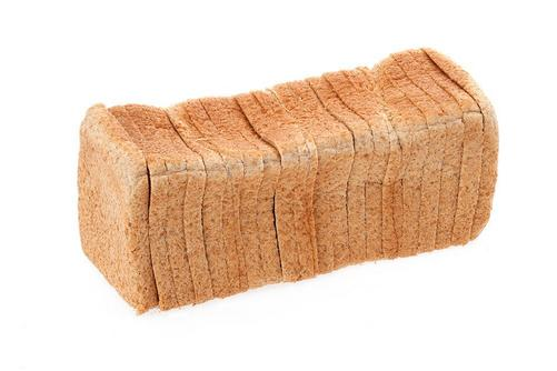 Cannich Stores : Thick Square Wholemeal Loaf