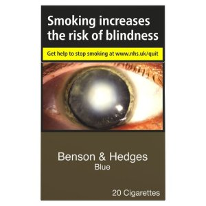 Cannich Stores : Benson & Hedges Blue
