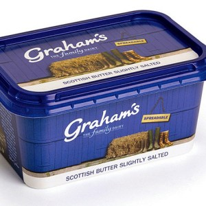 Cannich Stores : Grahams Spreadable Butter