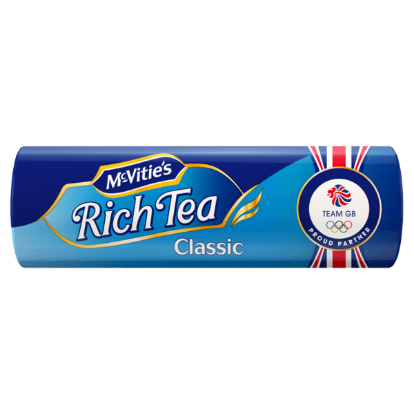 Cannich Stores : McVities Rich Tea