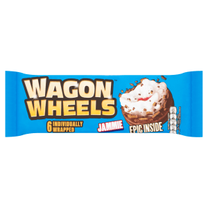 Cannich Stores : Wagon Wheels Jammie 6 Pack