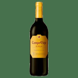 Campo Viejo Rioja Tempranillo Red Wine 75cl