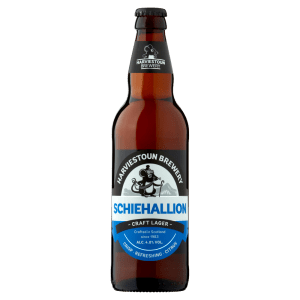 Harviestoun Brewery Schiehallion Craft Lager 500ml
