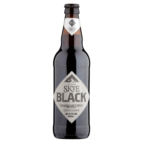 Skye Black Premium Craft Ale 500ml