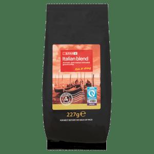 Spar Italian Blend Coffee 227g