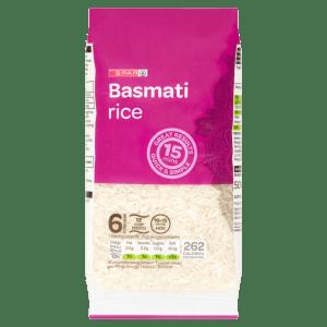 Cannich Stores : Spar Basmati Rice 500g