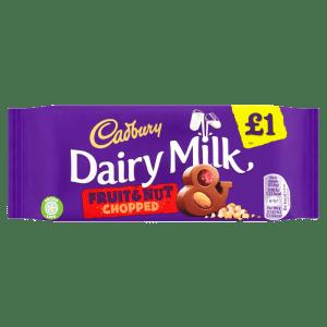 Cannich Stores : Cadbury Dairy Milk Fruit & Nut