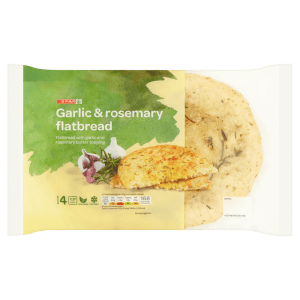 Cannich Stores : Garlic & Rosemary Flatbread