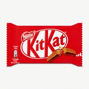 Cannich Stores : Kit Kat 4 Finger Milk Chocolate Bar 41.5g