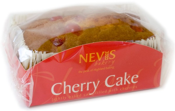 Cannich Stores : Nevis Cherry Cake