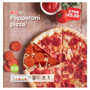 Cannich Stores : Pepperoni Pizza