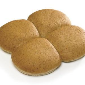 Cannich Stores : Large Wholemeal Baps x4