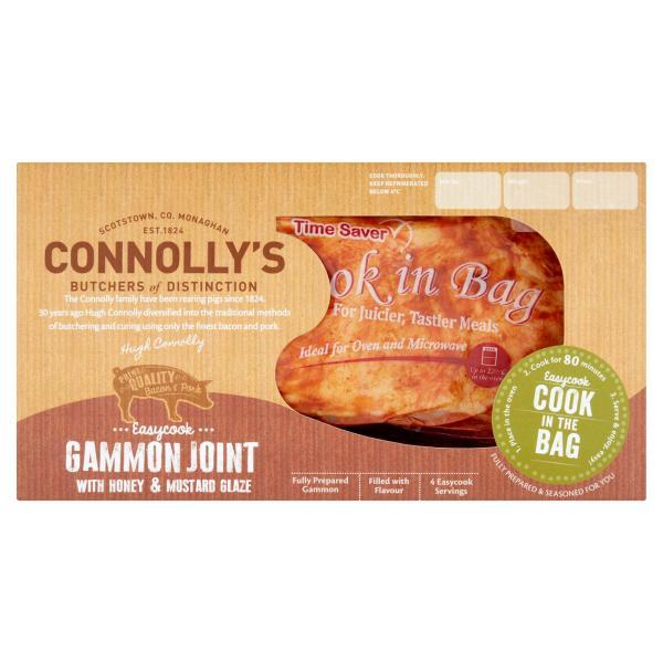 Connollys Honey Mustard Gammon Joint