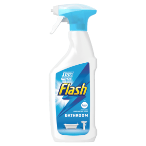 Flash Multi Purpose Cleaning Spray Bath For Hard Surfaces 500ml
