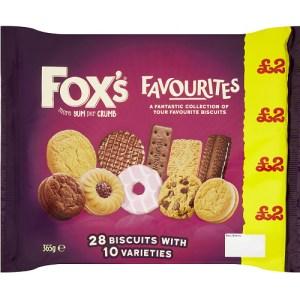 Foxs Favourites PM