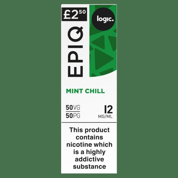 Logic Epiq Mint Chill 12mg