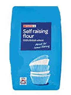 Spar Self Raising Flour