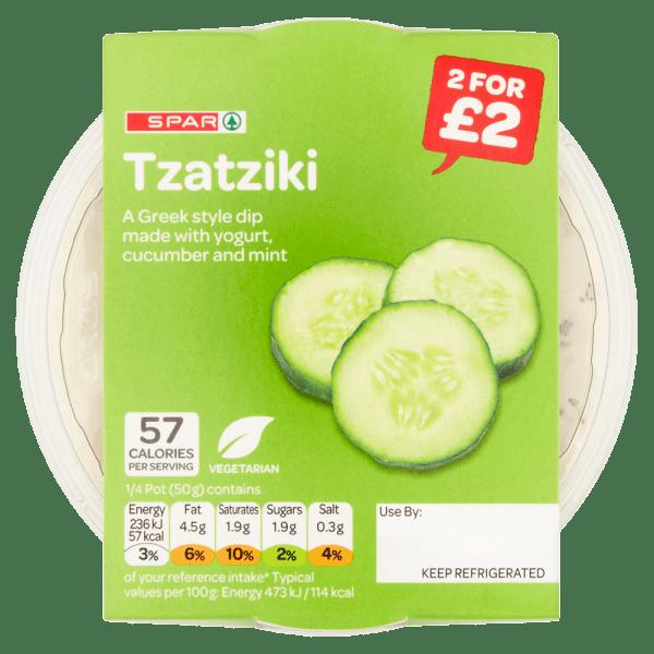 Spar Tzatziki 200g