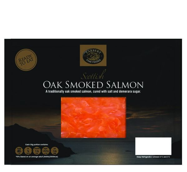 Tarbert Smoked Scottish Salmon