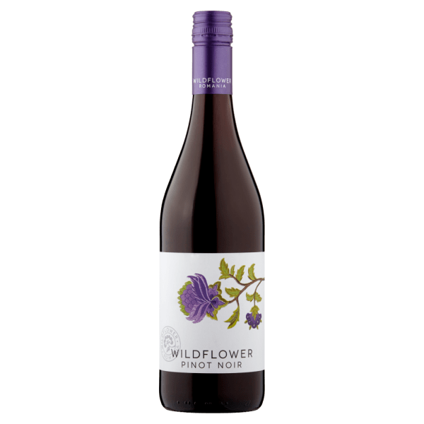 Wildflower Pinot Noir 75cl