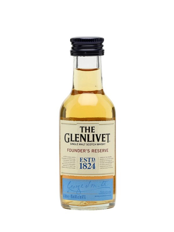 The Glenlivet FOunders Reserve - 5cl