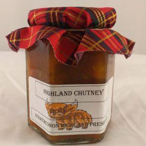 Strathconon Highland Preserves : Highland Chutney