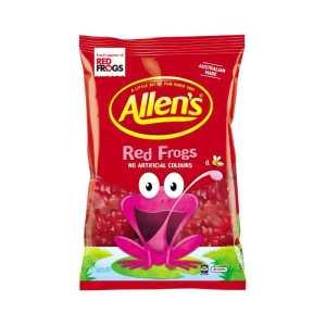 Allens Frogs Alive
