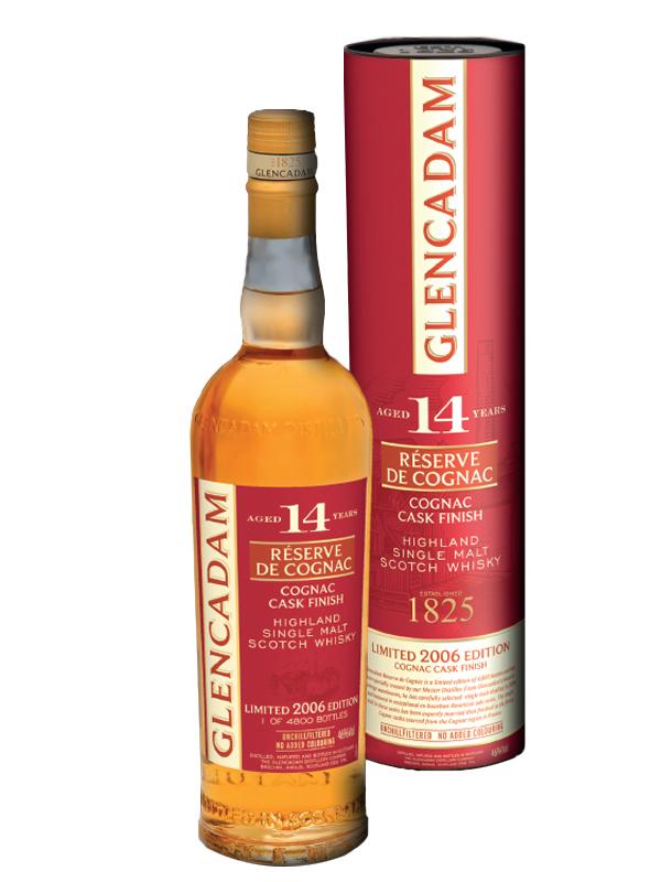 Glencadam 14 Cognac Cask