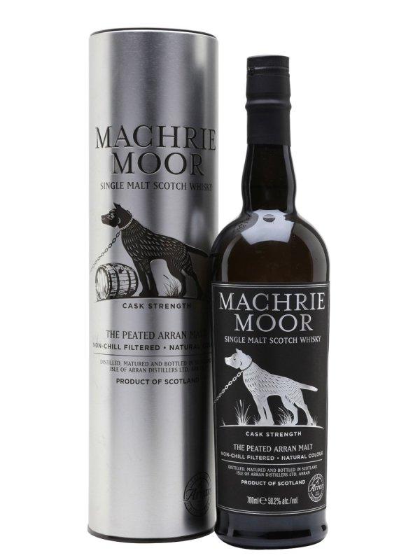 Machhrie Moor cask strength