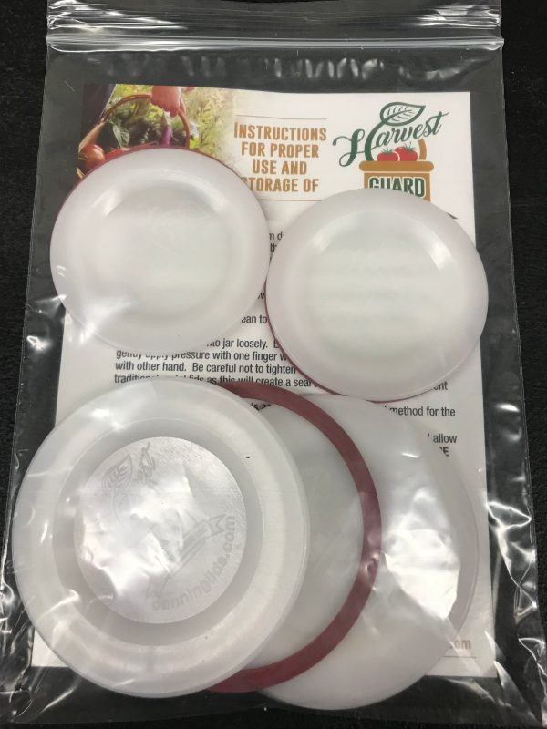 Reusable Canning Lid